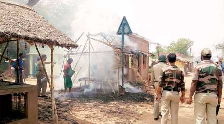 West Bengal panchayat polls: One killed in clash between BJP, TMC workers in Birbhum