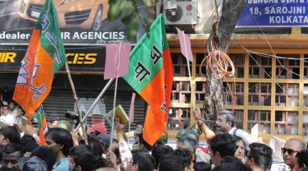 West Bengal panchayat polls — Want panchayat offices painted saffron: BJP's winning candidates