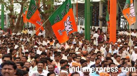 In Karnataka south where it's a bit player, BJP doesn't target JDS