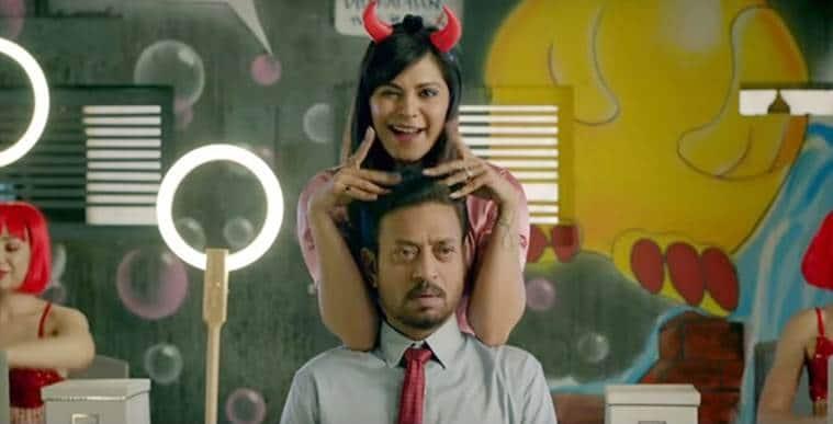 irrfan khan blackmail movie stills