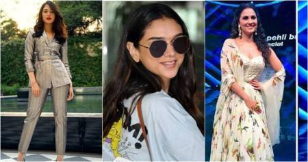 Bollywood Fashion Watch for April 30: Aditi Rao Hydari's all-denim look is summer essential