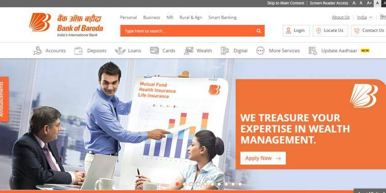 Bank of Baroda recruitment, bankofbaroda.co.in, BOB recruitment, Govtjobs