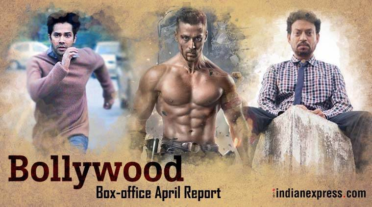 bollywood box office in april baaghi 2 october blackmail