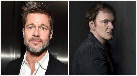 Brad Pitt to star in Quentin Tarantino's Manson movie