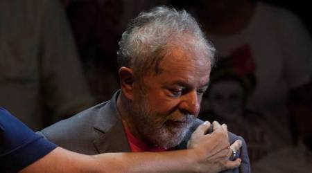 Brazil's top court rules that ex-president Lula can bejailed
