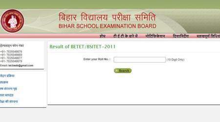 BETET/ BSITET 2011 results declared, check at biharboard.ac.in