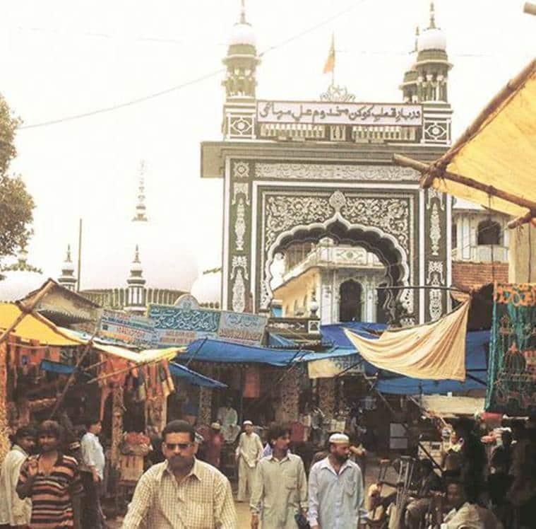 mumbai city news, Swatantrya Veer Savarkar Marg, cadell road, mumbai roads, PR Cadell, indian express, maharashtra news