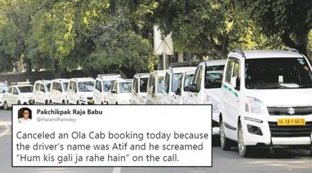 After VHP member cancels cab because driver was 'Muslim', Twitterati follow suit with hilarious tweets