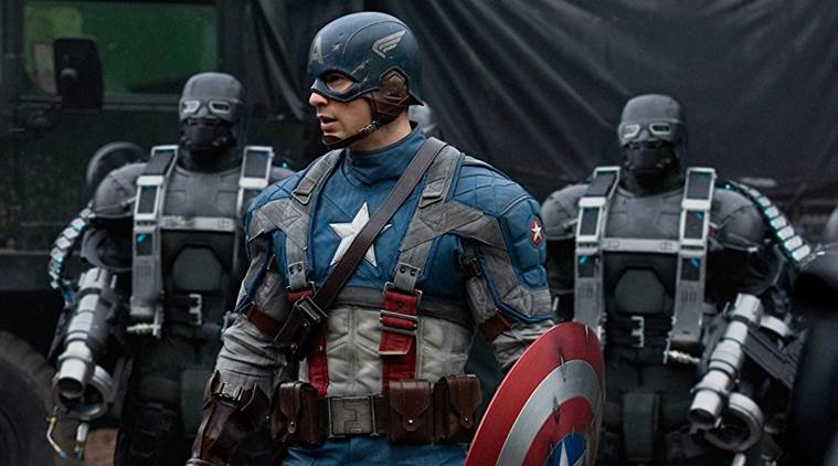 avengers infinity war captain america the first avenger chris evans