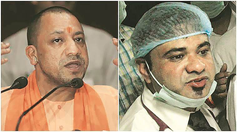 Gorakhpur doctor Kafeel Khan writes from jail: Made scapegoat for administrative failure