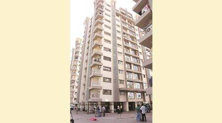 IT officer's wife 'jumps off' from 12th-floor  flat with son, both die