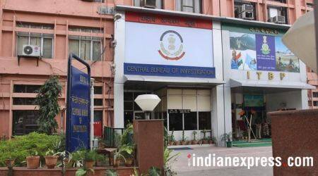 Assets case: CBI books its own official