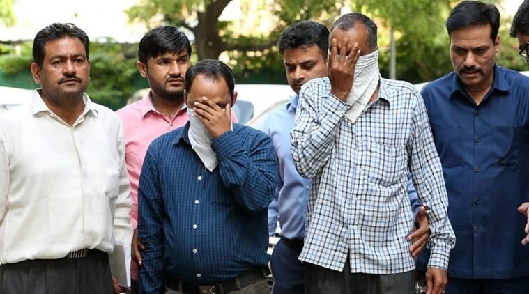 Bank officials among three held for Class X math paper leak