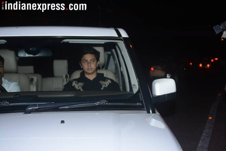 sohail khan elder son photos