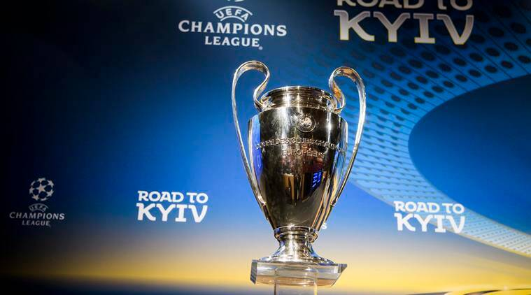 Champions League draw: Real Madrid v Bayern, Liverpool v Roma