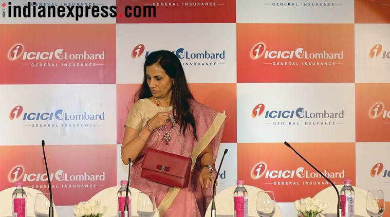 I-T Dept questions ICICI Bank chief Chanda Kochhar's husband Deepak