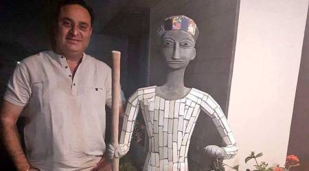 'Despite his fame, Nek Chand was a generous and humble person'