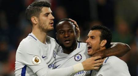 FA Cup: Chelsea beat Southampton 2-0 to book final spot