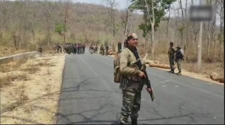 Days before PM Modi's Chhattisgarh visit, IED blast by Naxals leaves two policemen dead, five injured