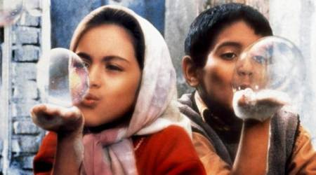 Majid Majidi's Children of Heaven is all about finding the silver lining