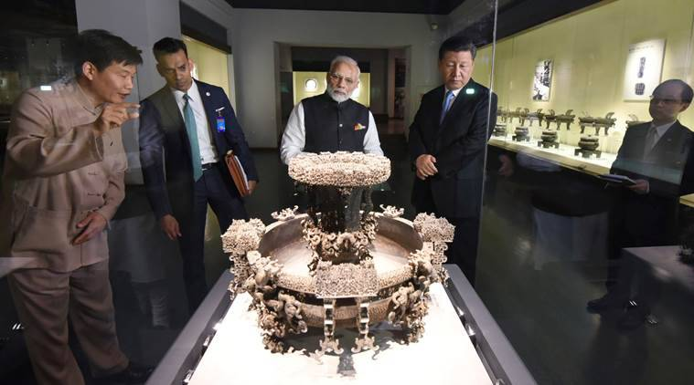 Informal Sino-Indian summit: This is what PM Modi gifted president Jinping