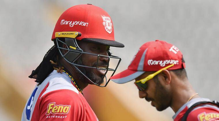 Chris Gayle set to make his debut for Kings XI Punjab | Twitter