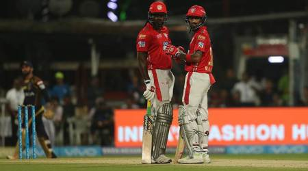 IPL 2018 KKR vs KXIP: KL Rahul's touch, Chris Gayle's power-punch forms a winning Ra-Ga at Eden