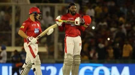 Chris Gayle smashes 6th IPL hundred, first for Kings XIPunjab