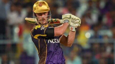 IPL 2018, Indian Premier League, RCB vs KKR, Virat Kohli, AB de Villiers, Chris Lynn, sports news, IPL news, cricket, Indian Express