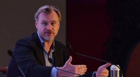 Christopher Nolan's visit to India: Highlights