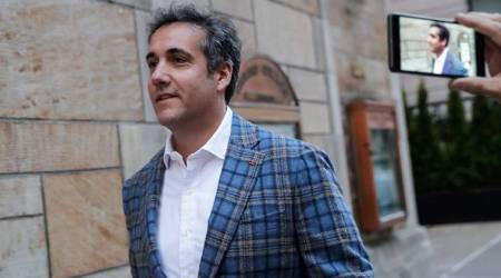 Lawyer Michael Cohen taped Donald Trump discussing payment to Playboy model