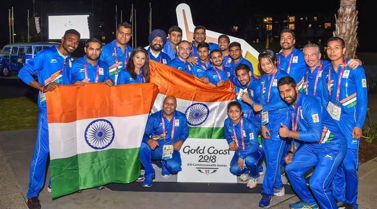 India have sent a 227-athlete contingent at Commonwealth Games this year.