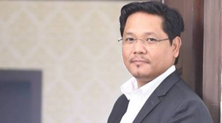 Sangma govt seeks funding for funding for Shillong Smart City project