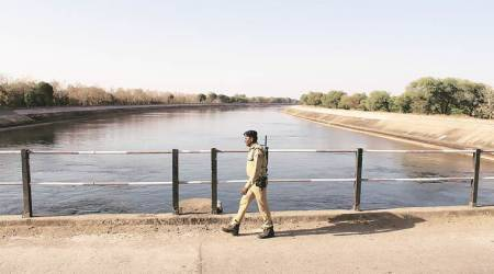 Treading water: A day in the life of a constable at Narmada Main Canal in Gujarat