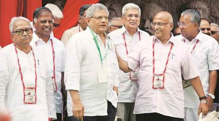 Sitaram Yechury gets second term as CPI(M) general secretary