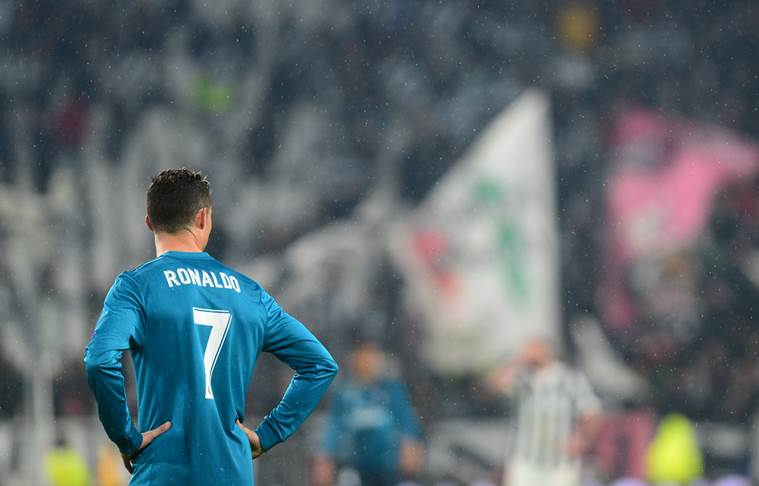 Cristiano Ronaldo S Overhead Kick The Highlight Of The Day As Real Madrid Beat Juventus 3 0 As It Happened Sports News The Indian Express