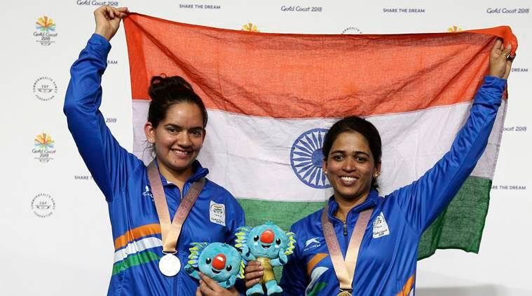 CWG 2018 day 9 live
