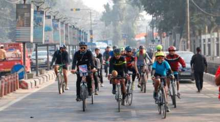 Guwahati: Plans of a newly-minted 'BicycleMayor'