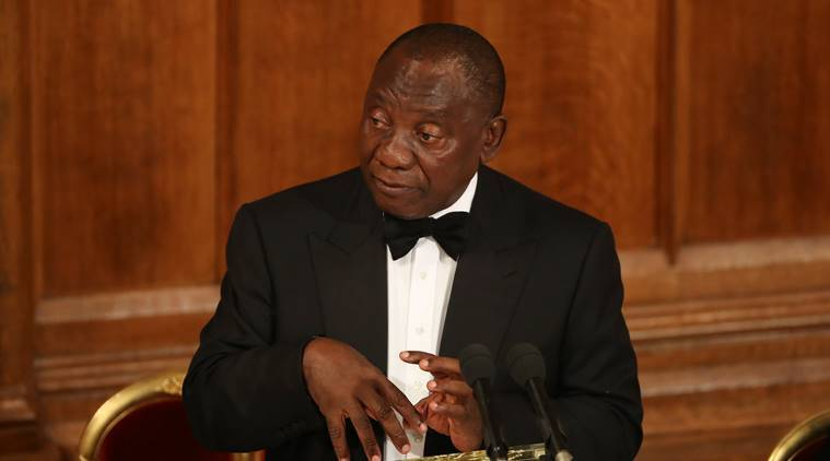 South Africa President Cyril Ramaphosa to be Republic Day chief guest