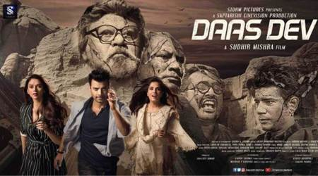 Five reasons to watch Sudhir Mishra's Daas Dev