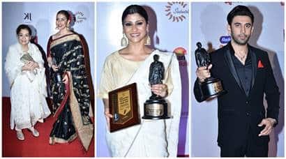 Dadasaheb Phalke Film Foundation Awards 2018 Manisha Koirala, Konkona Sensharma