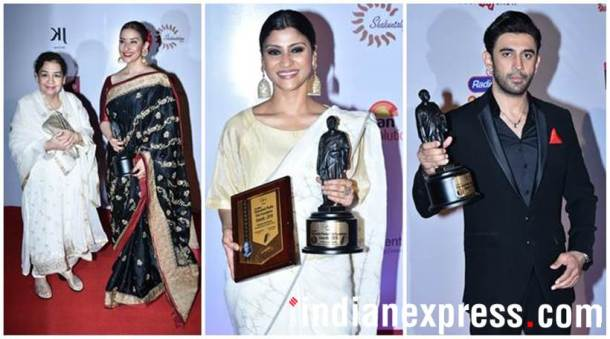 Dadasaheb Phalke Film Foundation Awards 2018 Manisha Koirala, Konkona Sensharma