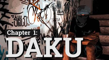 Daku: Why he robs walls in thenight