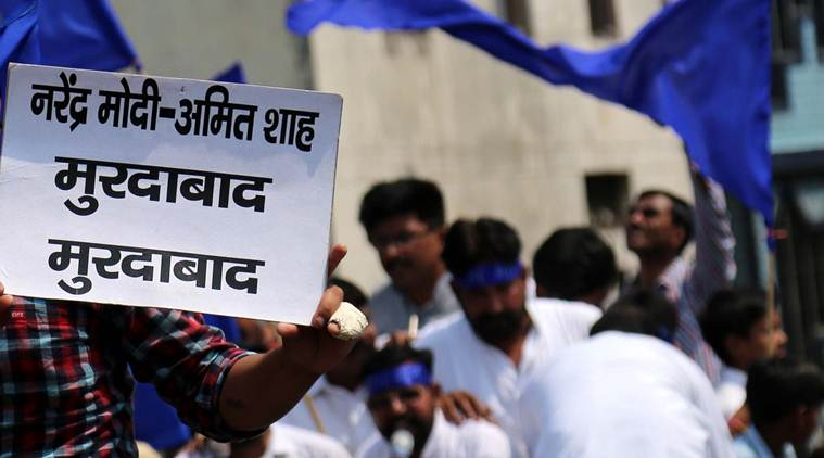 Bharat Bandh: Seven dead, over 100 injured as Dalit protests spiral out of control; Centre files review petition against SC/ST verdict
