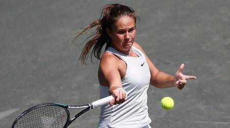 Daria Kasatkina, Madison Keys move into Charleston quarterfinals