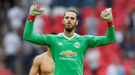 Manchester United keeper David De Gea says current campaign is his best