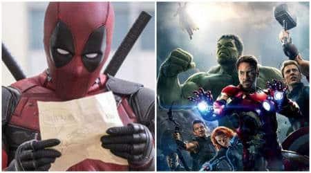 Deadpool star Ryan Reynolds congratulates Avengers Infinity War team