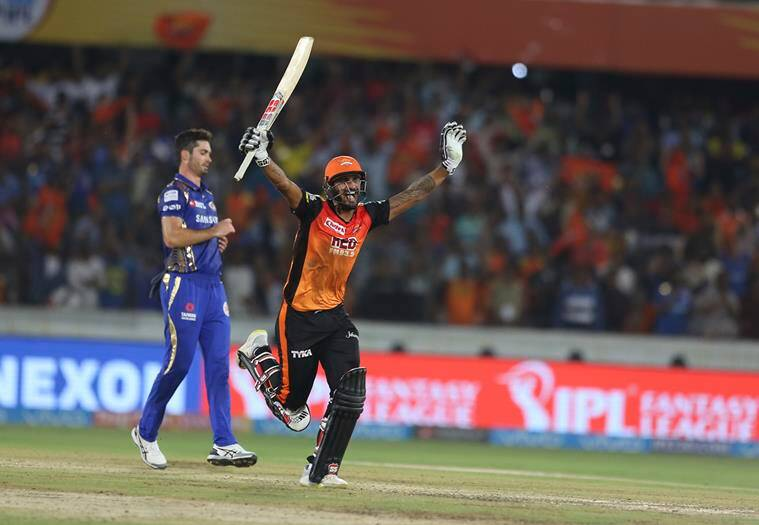 Sandeep, Siddarth put brakes on Mumbai Indians