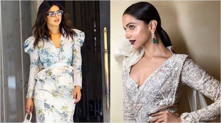 Bollywood Fashion Watch for April 25: Deepika Padukone, Priyanka Chopra take style quotient up a notch in these outfits