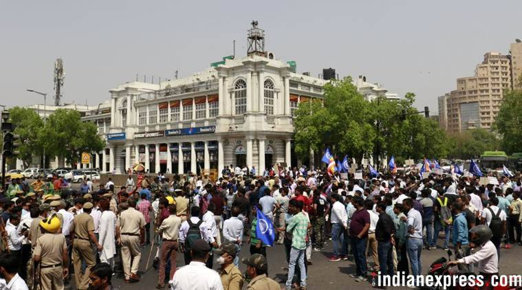 It is an era of 'professional protesters: Centre tells Supreme Court